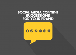 8 Easy Content Ideas For Your Brand's Social Media